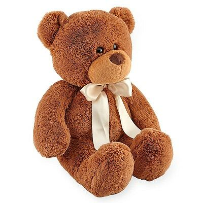 Animal Alley - 15 inch Bear with Bow