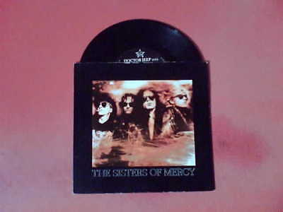 """THE SISTERS OF MERCY Doctor Jeep 7"""" Vinyl!"""