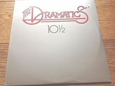 The Dramatics  **     10  1/ 2      **    Mca Lp  **   Sealed  In Shrink