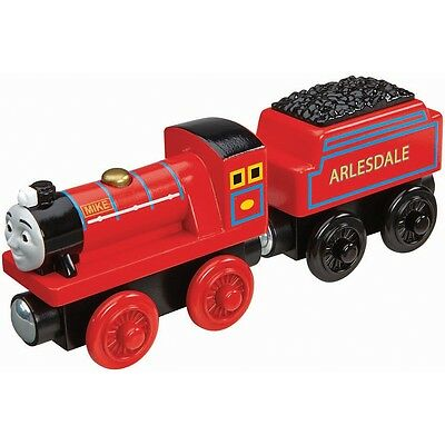 Fisher-Price Thomas & Friends - Wooden Railway Mike - English Edition