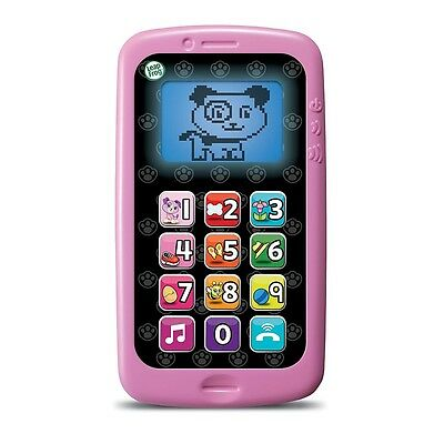 LeapFrog - Chat and Count Cell Phone Pink French Edition