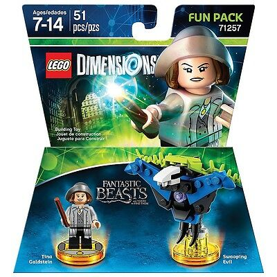 LEGO Dimensions - Fun Pack - Fantastic Beasts and Where to Find Them (71257)
