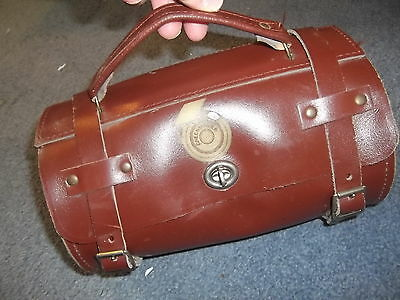 Classic Leather Bowls Ball Bag Satchel Greenmaster May Suit Bicycle Chop Bobber