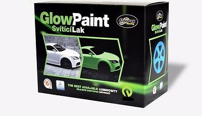 Glowing In The Dark Paint The Best Available Luminosity
