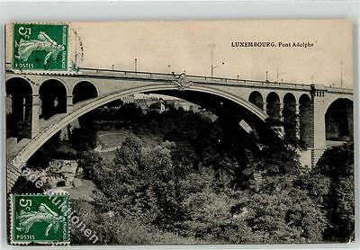 52075429 - Luxembourg Luxemburg Pont Adolphe