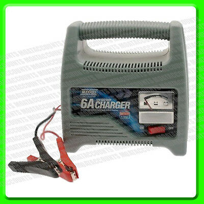 Maypole Battery Charger 6 Amp 12V  [MP7416]