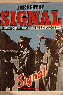WW2 German The Best Of Signal Germany's Wartime Picture Magazine Reference Book