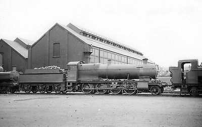Photo GWR 28xx Class No 2816 seen here at Tyseley shed yard on 15/7/34