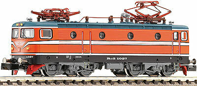 Fleischmann N-scale Swedish SJ 736501 Electric Locomotive Rc2