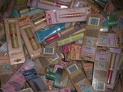 GEOGIRL MAKEUP COSMETICS Mixed Lipgloss Shadow Remover Wholesale Resale 50  Lot