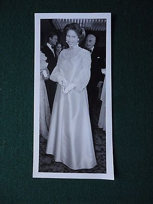 Antique Press Photo Princess Anne James Bond Film Spy Who Love Me Premiere 1977