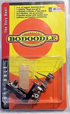 BoDoodle BULLET Arrow Rest LEFT HAND - Martin Archery Family Collection