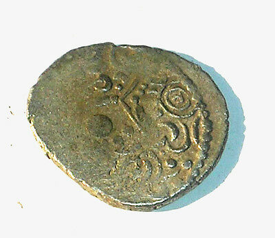 Ad 224 NICE & large PARTHIAN BILLION SILVER COIN INDIA