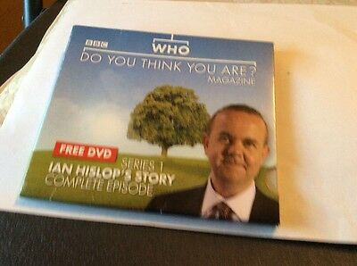 Who Do You Think You Are Magazine. Cd