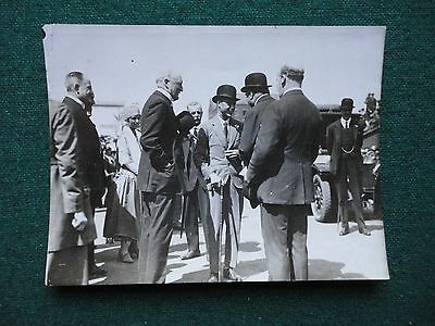Unpublished Antique Photo Prince of Wales King Edward VIII Duke of Windsor 1921