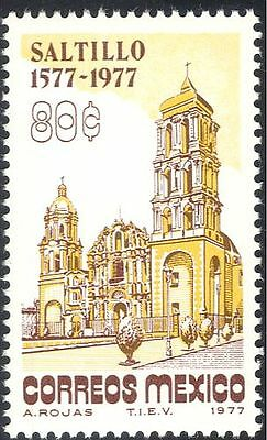 Mexico 1977 Saltillo/Cathedral/Buildings/Architecture/History/Heritage 1v n42930