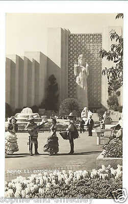 RPPC Real Photo Postcard - 1939 Golden Gate Int'l Expo/GGIE - Pacifica