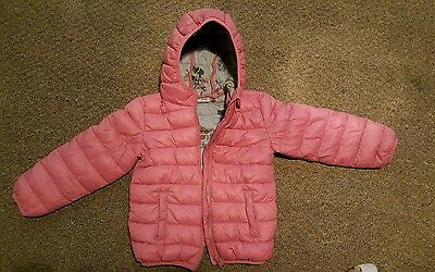 Next Girls Coat 2-3 Years