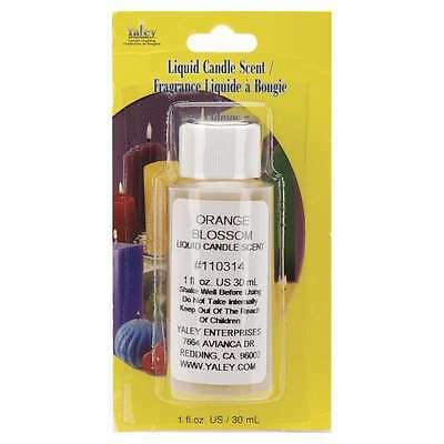 Liquid Candle Scent 1 Ounce Bottle-Orange Blossom 052124101576