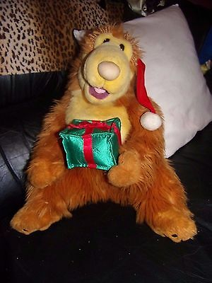 Limited Edition Disney bear in the big blue house christmas bear cuddly toy