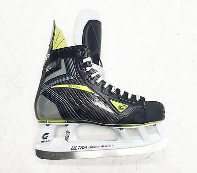 Pro Return Graf Ultra G9035 9N M. GIORDANO NHL Ice Hockey Skates FREE SHIPPING