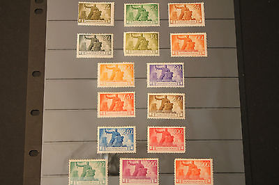 HUNGARY Stamps  MAGYAR POSTA Collection REFORMATION Asst Values Mounted Mint
