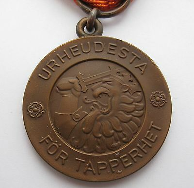 Finland WWII 1941 Medal of Liberty 2nd Class !!!