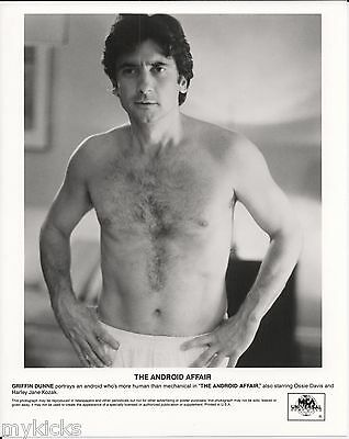 THE ANDROID AFFAIR 1995 Press Photo Griffin Dunne 2