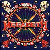 MEGADETH - CAPITOL PUNISHMENT (The Megadeth Years)         CD Album      (2000)