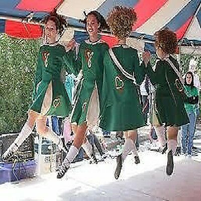 D128  Learn Irish Dancing An Easy Step By Step Instructional Dvd