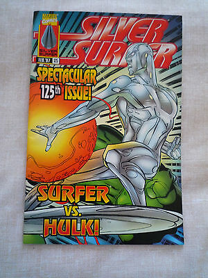 Marvel Comics Silver Surfer Issue 125