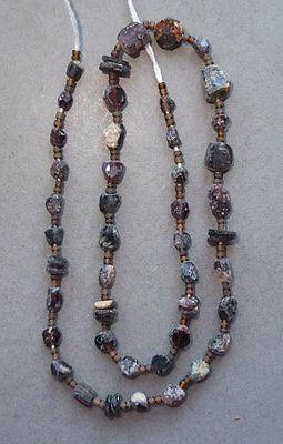 Ancient Roman Glass Beads Afghanistan