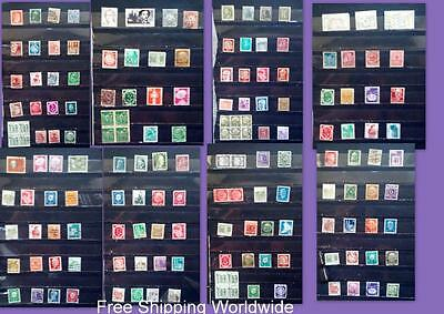 Stamp Collection From Germany Bayern Free Worldwide Shipping