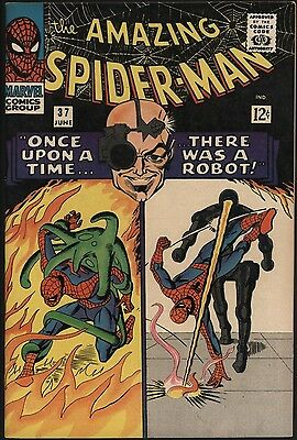Amazing Spider-Man #37 A Peach! 9.2 As If It Was Printed Yesterday Off White Pgs