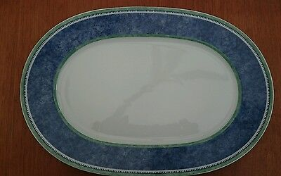 Villeroy & Boch Switch Costa Country Garden  Large Oval Serving Platter