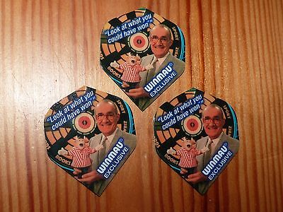 """Bullseye """"what you could have won"""" Rare Flights - 1 Set"""