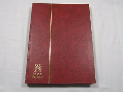 (3162) New Zealand Stamp Collection In 30 Side Wessex Paragon Stock Album