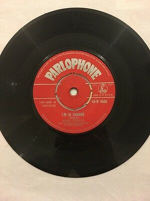 """Bruce Forsyth - I'm In Charge - 7"""" Single"""
