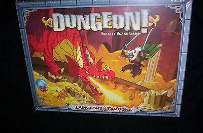 New Factory Sealed Dungeon  Dungeons & Dragons  2014  8Yrs+
