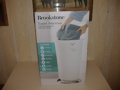 Brookstone Towel Warmer - Warm up Towel, robes, blanket, gloves, mittens, hats.