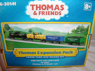 Lionel 6-30141 Sodor Tank Wagon Expansion Pack O 027 New Thomas Friends 2010