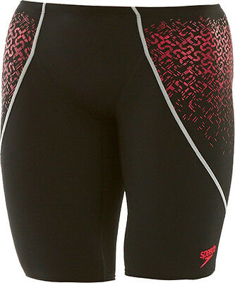 Speedo Fit Pinnacle-V Mens Jammer Swim Shorts