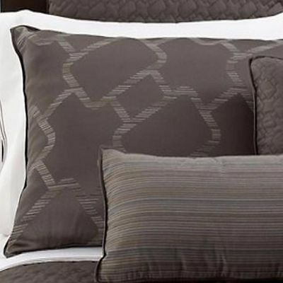 Hotel Collection Gridwork King  Pillow Sham