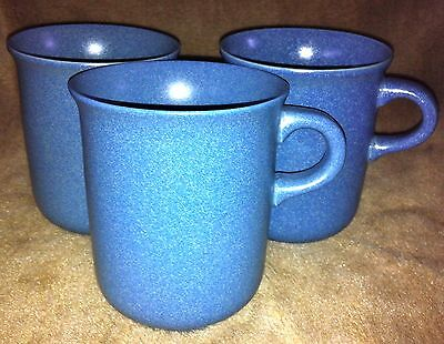 Dansk MESA SKY BLUE Portugal Three Mugs