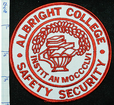 Pennsylvania, Albright College Safety Security, Reading Patch
