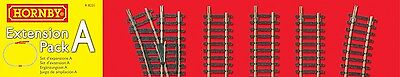 Hornby OO Gauge Track Extension Pack A