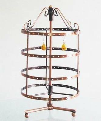 New 144  holes rotating earrings display stand rack holder
