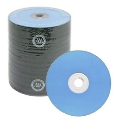 200 Spin-X Diamond Certified 48x CD-R 80min 700MB Blue Color Top Thermal