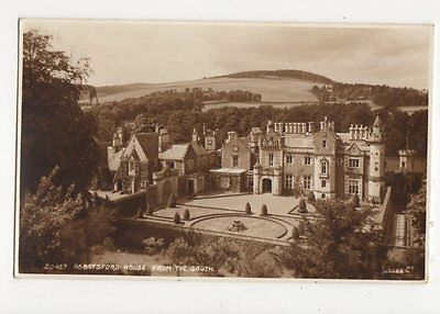 Abbotsford House From South 1956 Postcard 171a