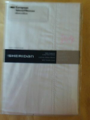 Sheriden pillow case BNWT - cream - excellent quality
